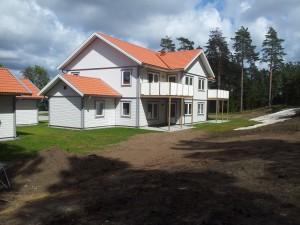 Hus nr 4 Modistvägen